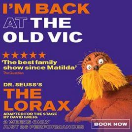 Dr. Seuss's The Lorax