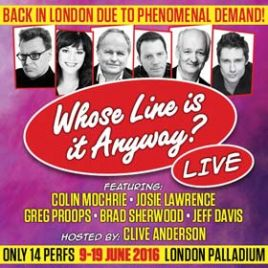Cheap Whose Line Is It Anyway Live Tickets