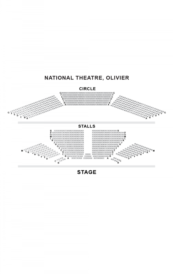 Olivier Theatre, National
