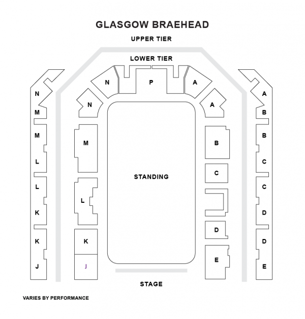 Glasgow Braehead Arena