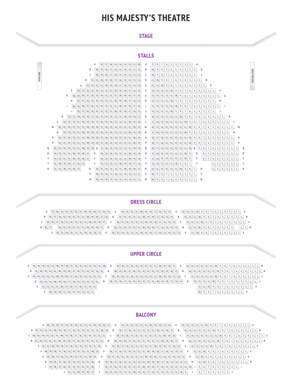His Majestys Theatre Aberdeen