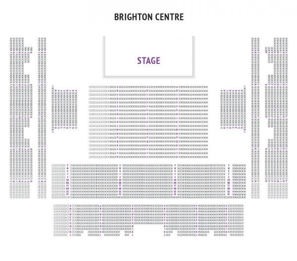 the brighton centre theatre people