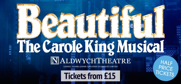 Beautiful The Carole King Musical Tickets