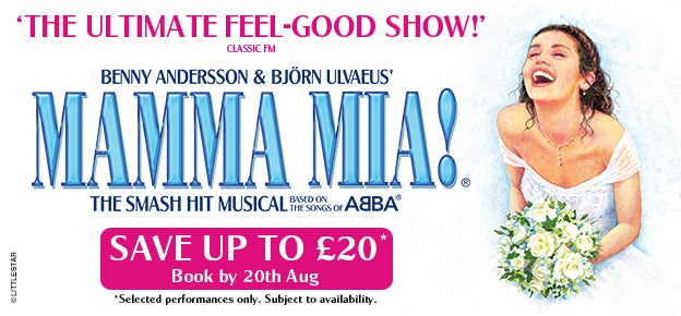 Mamma Mia! Tickets