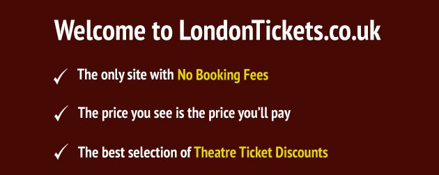 London Tickets Welcome