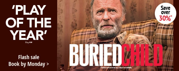 Buried Child Flash Sale