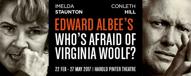 Who's Afraid of Virginia Woolf Tickets