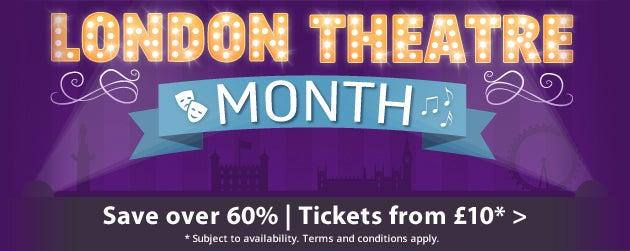London Theatre Month