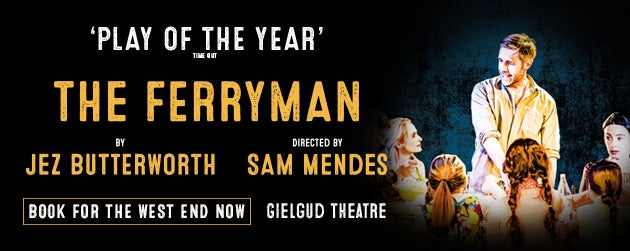 The Ferryman Tickets