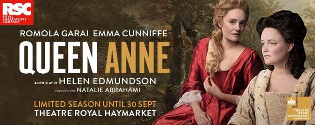 Queen Anne Tickets