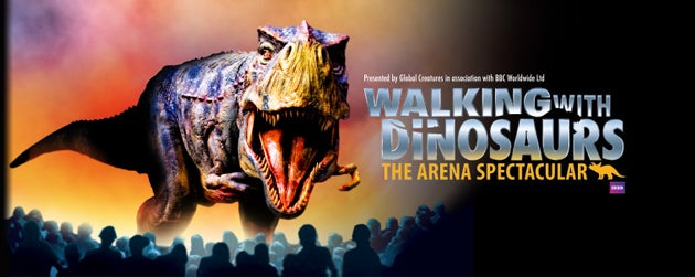 Walking with Dinosaurs Tour